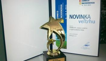 Cena CONECO 2013 novinka veľtrhu